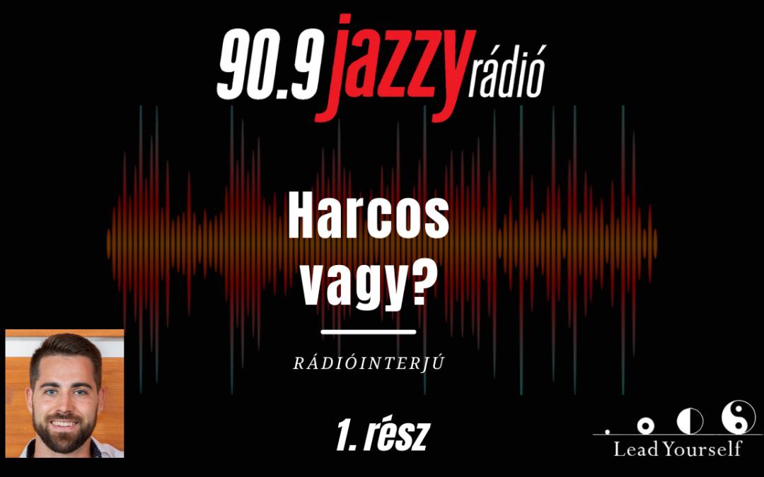 90.9 Jazzy rádióinterjú   Lead Yourself   D@ve   Harcos vagy?